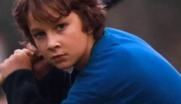 """Shia Labeouf in """"The Christmas Path"""" (1998). 12 ans."""
