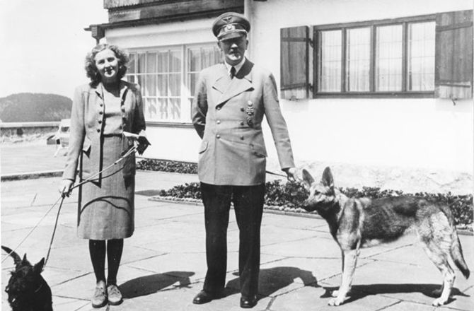 Adolf Hitler Was a Regular Meth User. That's a shame. And he was such a sweet guy.