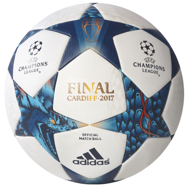 adidas Champions League OMB Ball (BlueWhite) | Champions