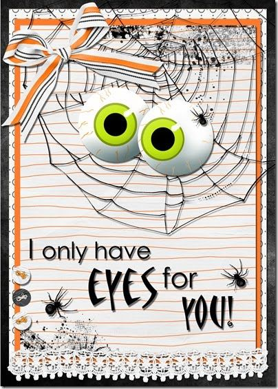 """Love, Actually: """"I only have EYES for you!"""""""