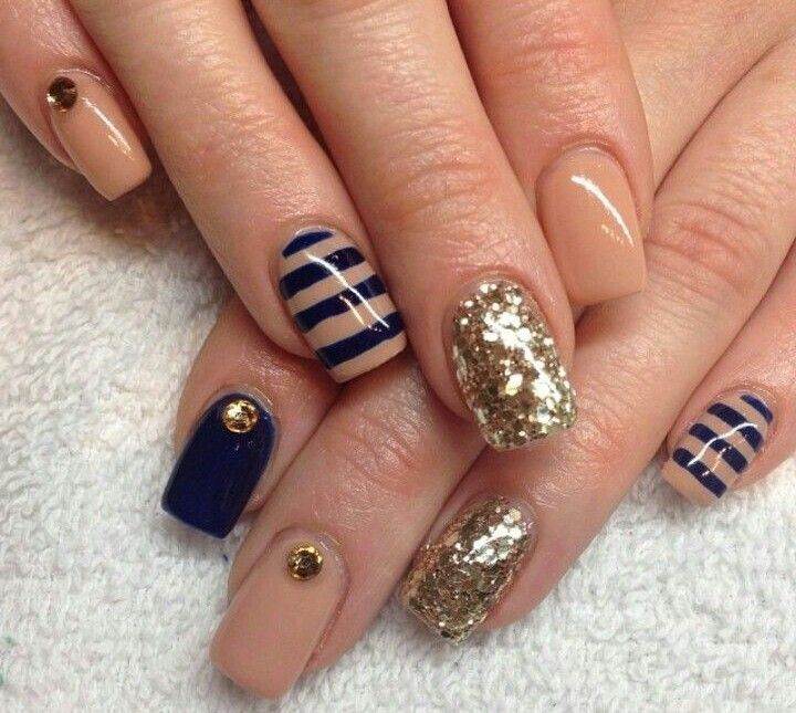 Nail art for short nails for beginners at home without tools nail art for short nails for beginners at home without tools prinsesfo Image collections