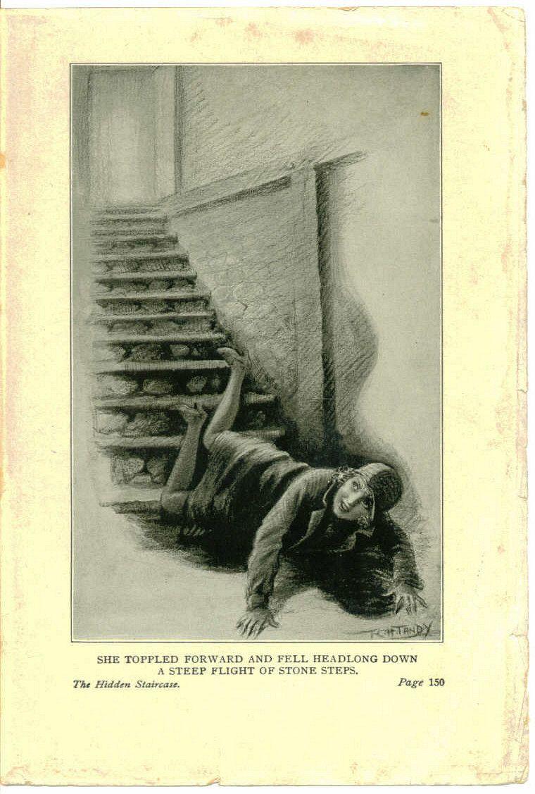 nancy drew the hidden staircase pdf