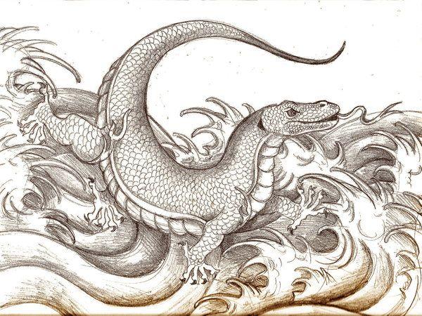 Dragon Of Komodo By Dragoncid On Deviantart Komodo Dragon Komodo Dragon Tattoo