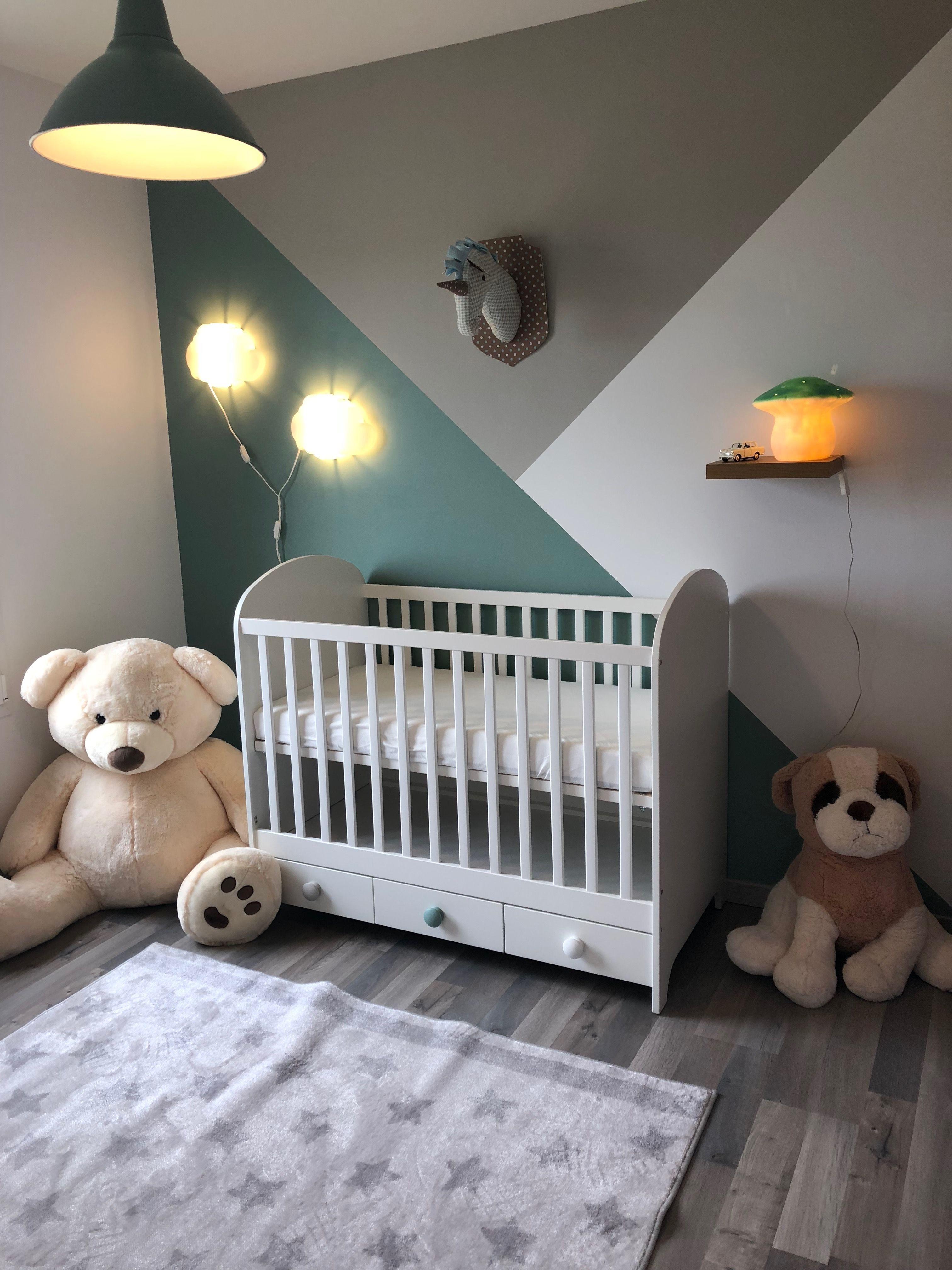 Wall For Kids Rooms Peinture Chambre Bebe Deco Chambre Bebe