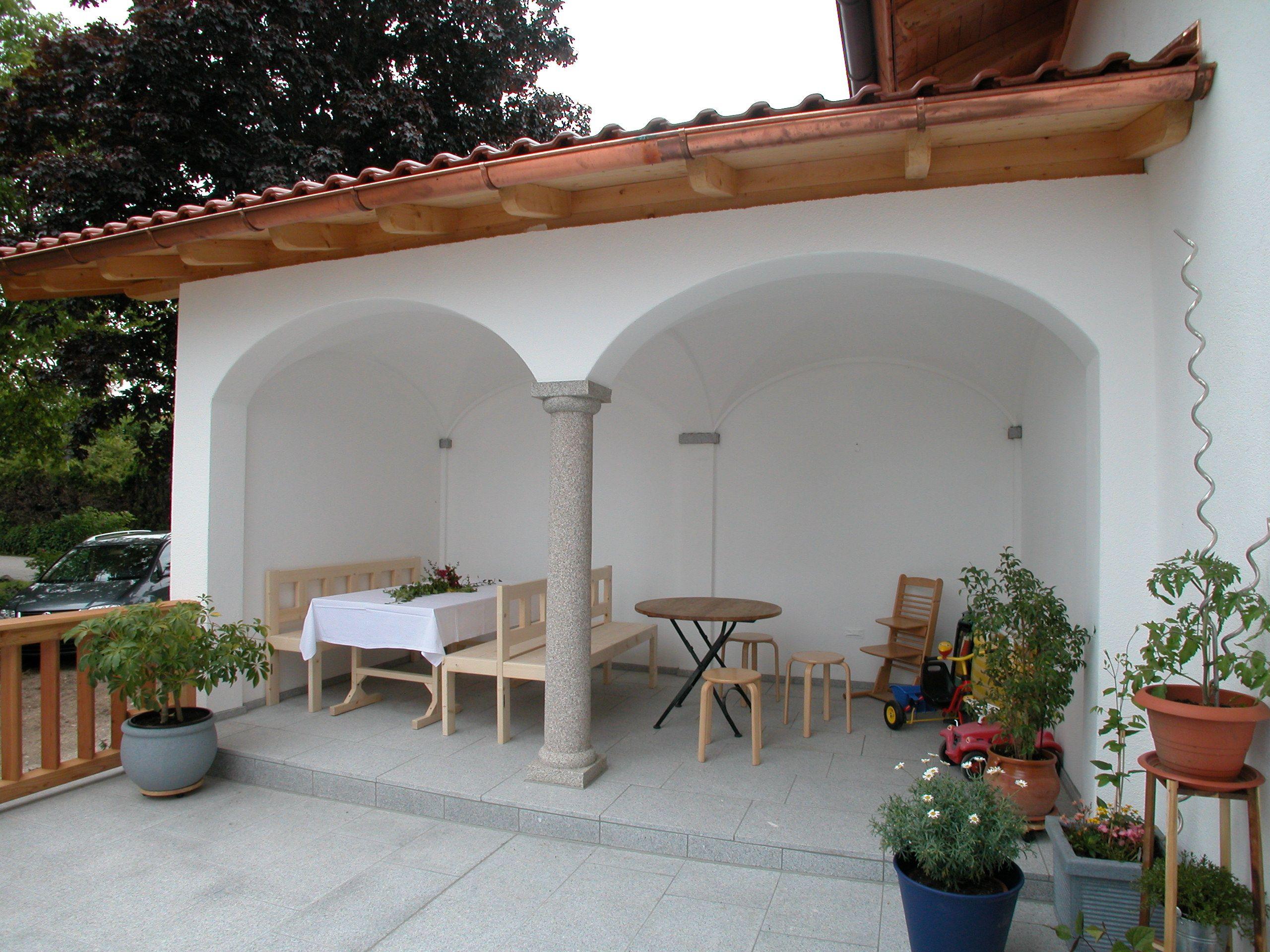 Weinkeller gewölbe bauen  Gewölbe Anbau Loggia mit Beton-Fertigteilen | Gewölbe bauen/planen ...