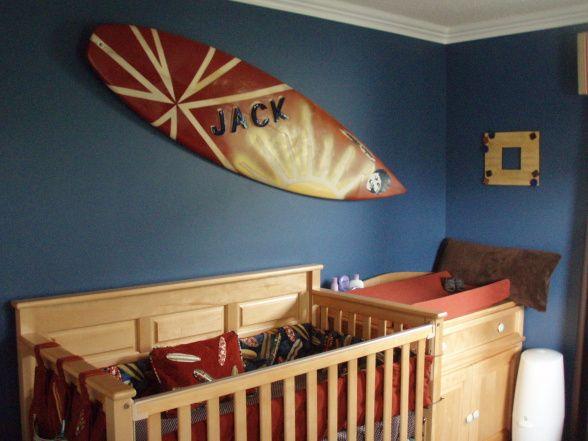 Cute Jacks Surfer Room Surfer Room Surf Nursery Surfer Nursery