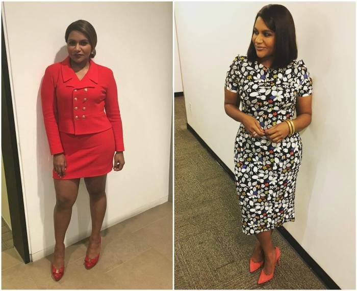 Mindy Kaling S Body Measurements Mindy Kaling Mindy Height And Weight