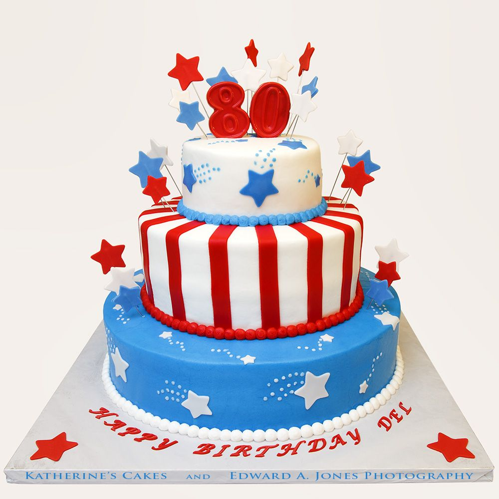 Red White And Blue Poke Cake Patriotic Stuff Happy 4th Canada 4th