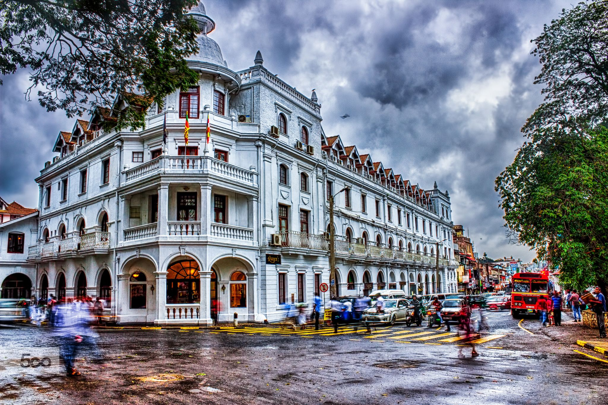 Queens Hotel Kandy By Buddhika Jayawardana On 500px With Images