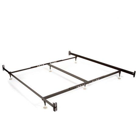 Adjustable Bed Frame For Headboards And Footboards Adjustable