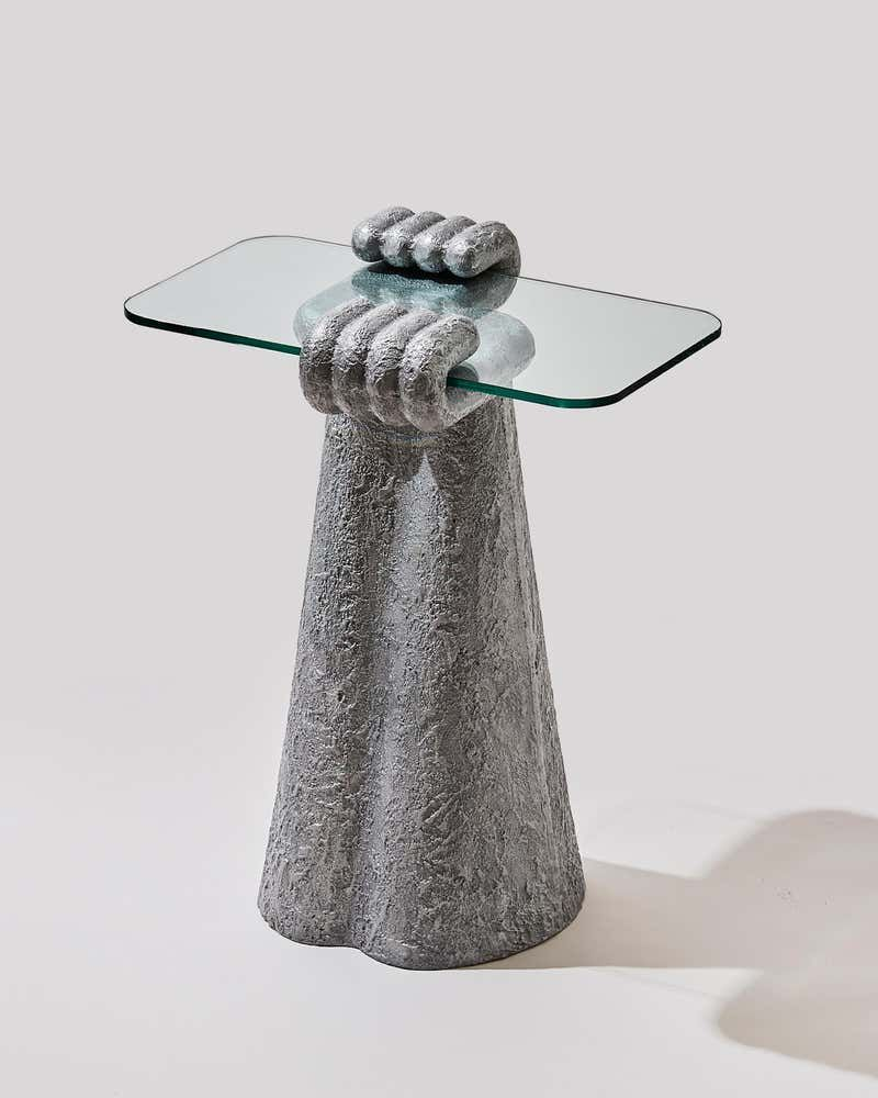 Paw Side Table By Hakmin Lee In 2021 Sculptural Furniture Side Table Sculpture [ 1000 x 800 Pixel ]