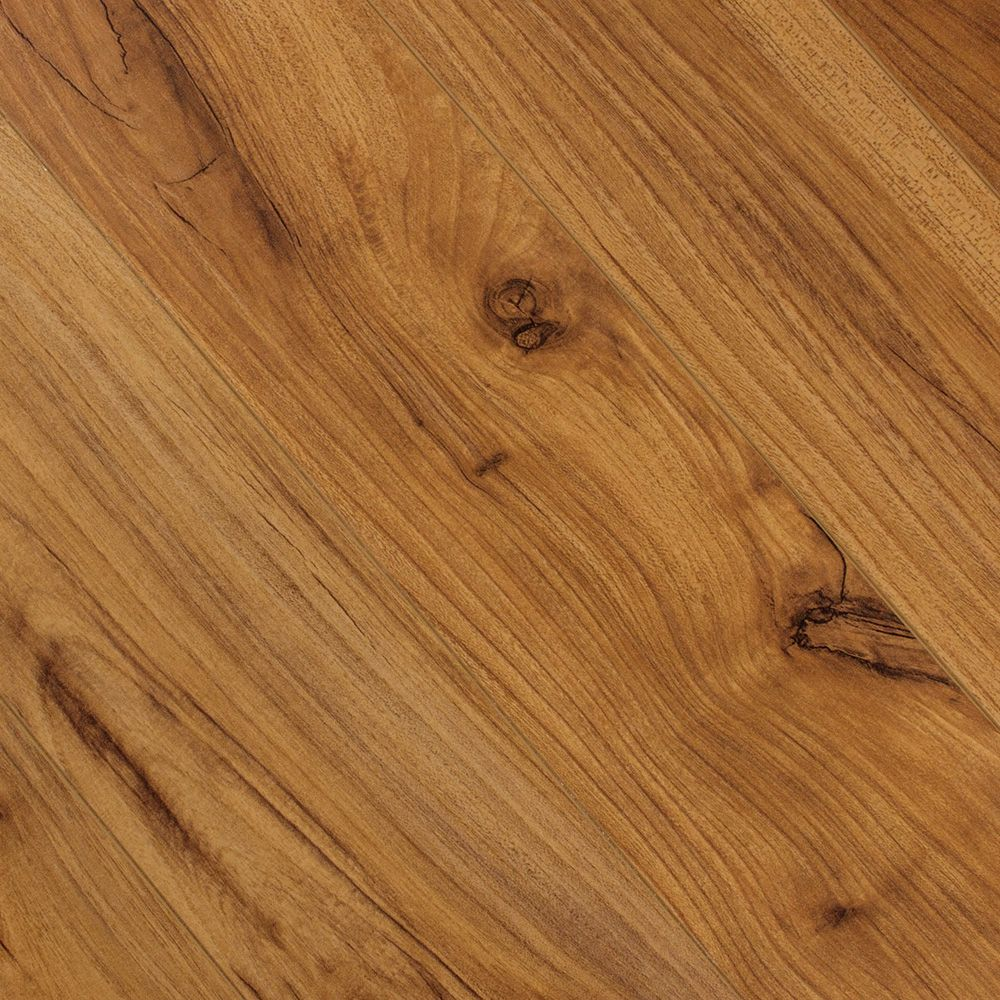 Laminate Flooring Rustic Look: A Rustic Look With Authentic Grains And Knots! Alloc Elite