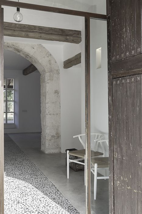 6 munarq arquitectura mallorca felanitx puertas for Fotos de fachadas de casas andaluzas