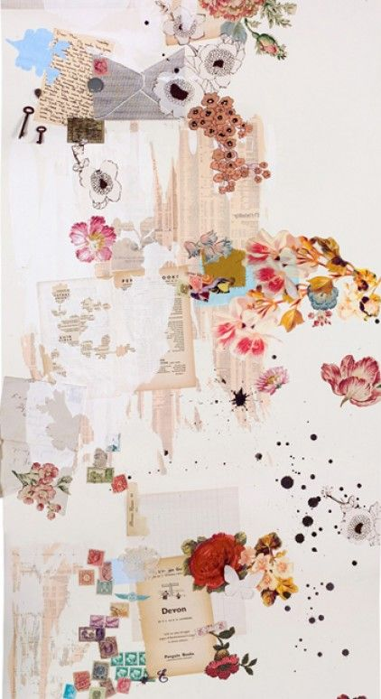 Gorgeous Wallpaper By Catherine Hammerton