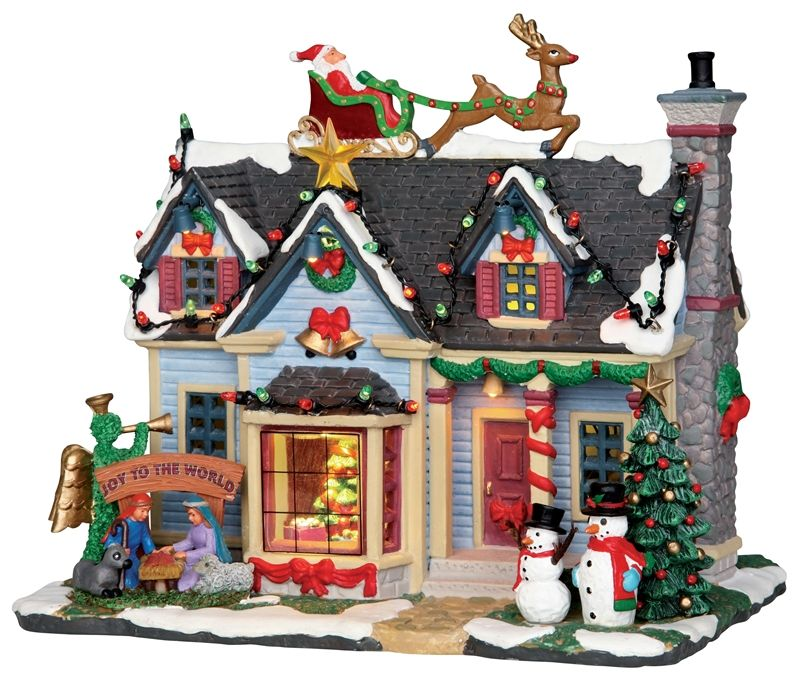 Best Decorated House Christmas Village Pinterest Christmas - best decorated houses for halloween
