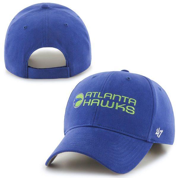 info for 9e59c aa016 ... czech atlanta hawks 47 brand youth hardwood classics basic adjustable hat  royal blue 12.99 8a38a ff2bb