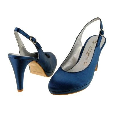 En Plataforma Exterior Destalonados Con Zapatos Modelo Salón Raso uFJlc3T1K