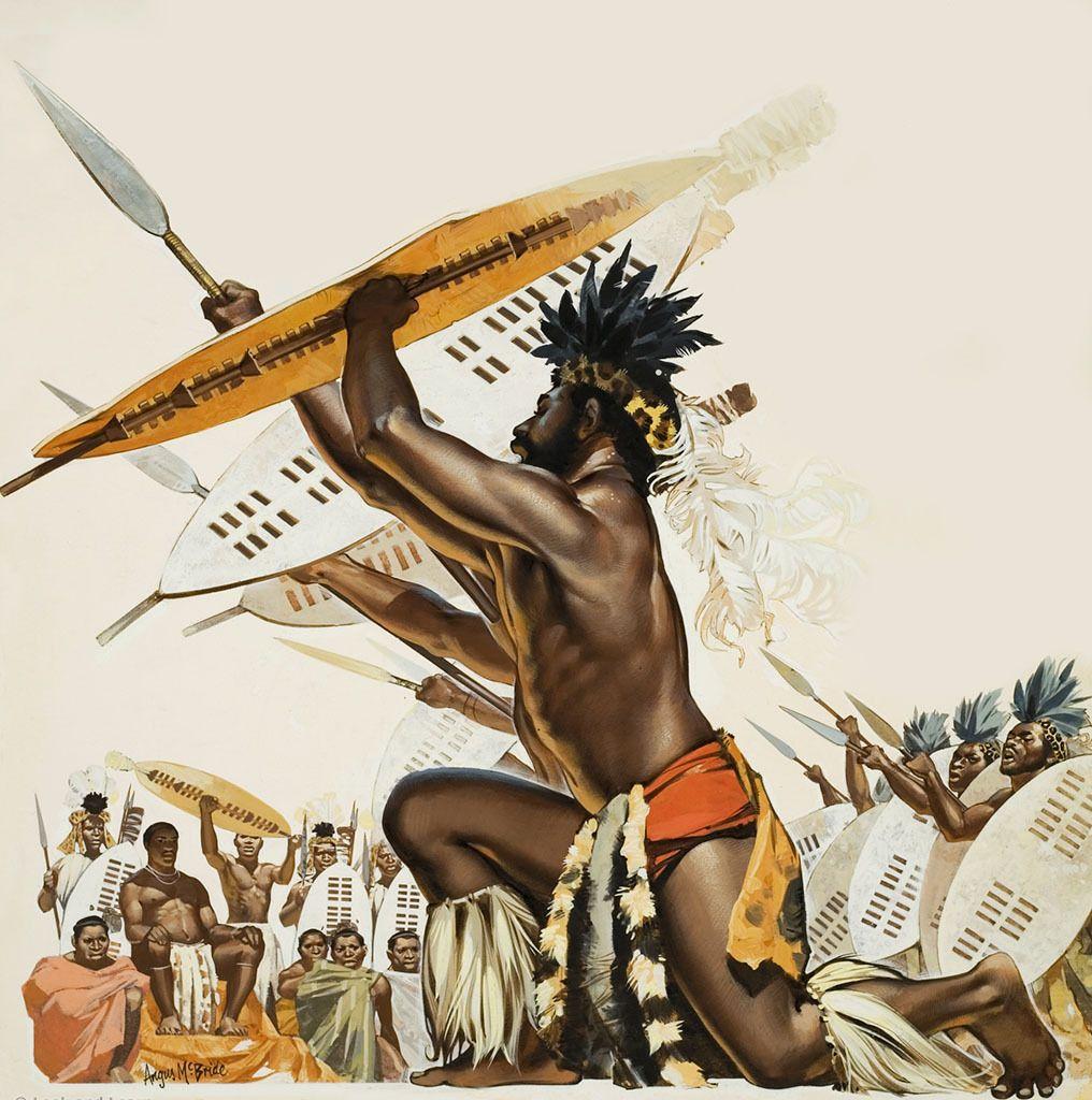 Shaka Zulu on Pinterest | Zulu, Warriors and Columns