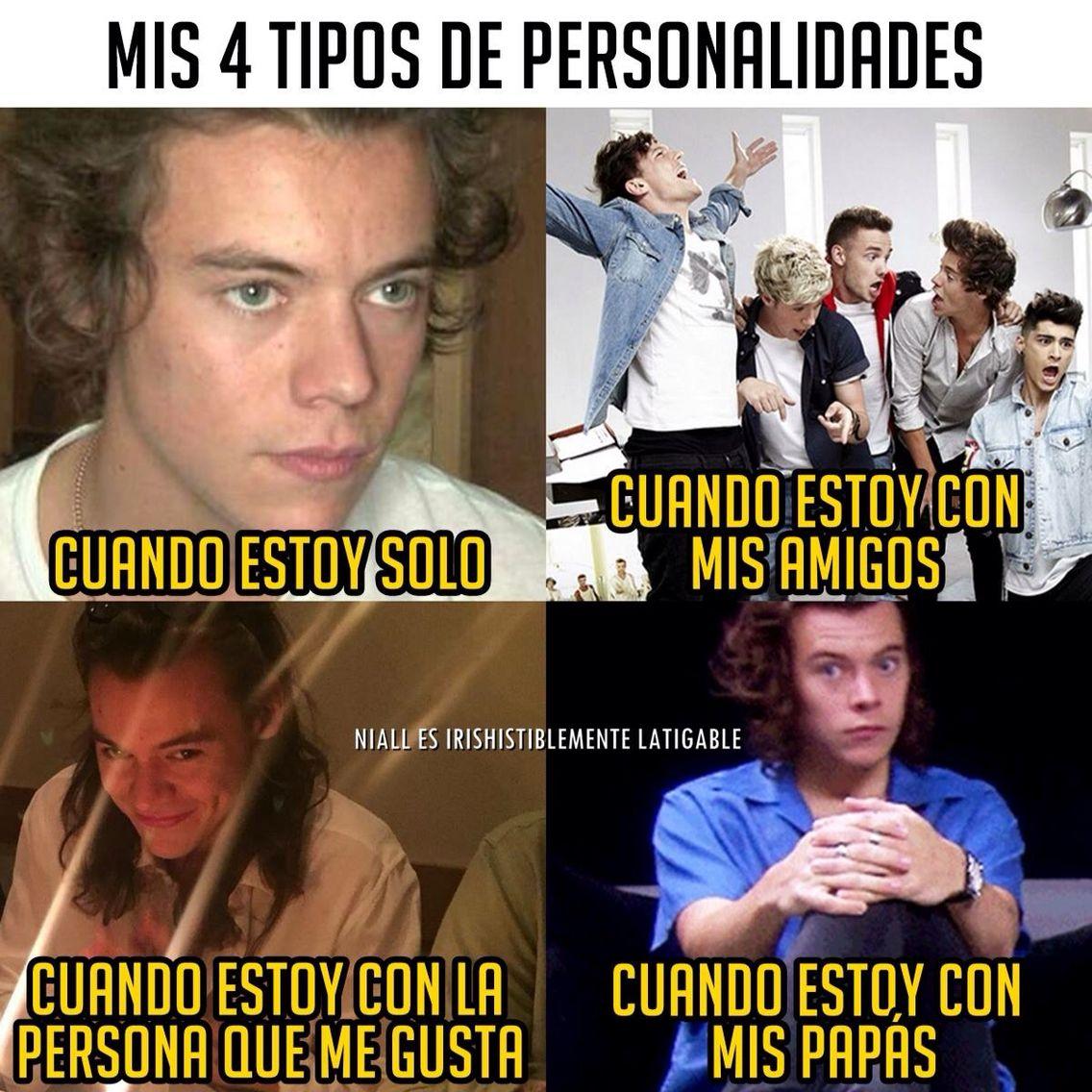 Pinterest Thania835 Memes De One Direction Letras De One Direction Memes Divertidos