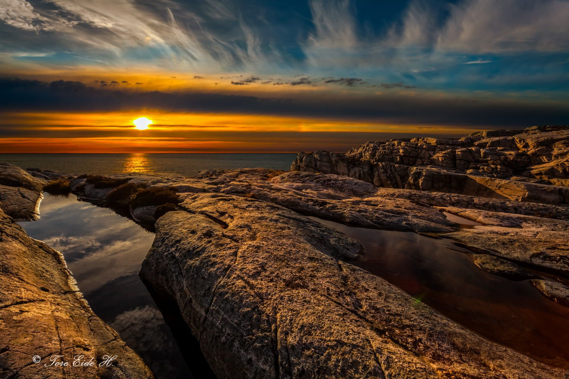 Photograph Colourful End by Tore H. on 500px