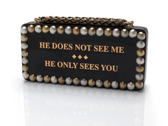 +The Look Of Love Clutch+