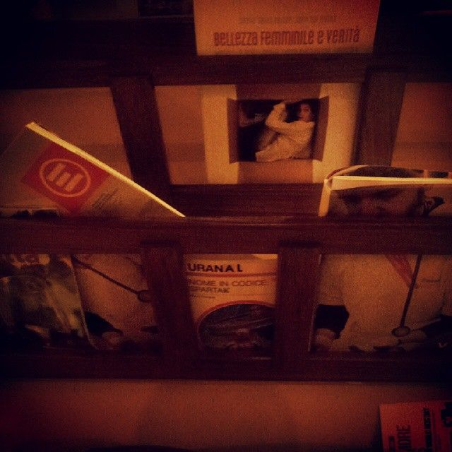 Colpo d'occhio #cosestrane #artattak #Pratello #mutenye by danispotina