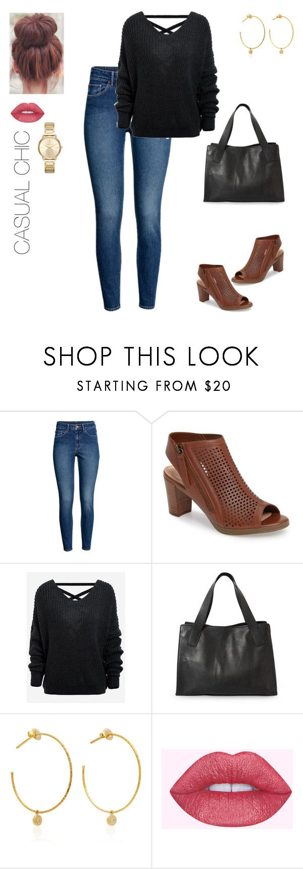 """Casual Chic"" by dalba77 ❤ liked on Polyvore featuring H&M, Bella Vita, Yvonne Léon, MICHAEL Michael Kors, WorkWear and casual"