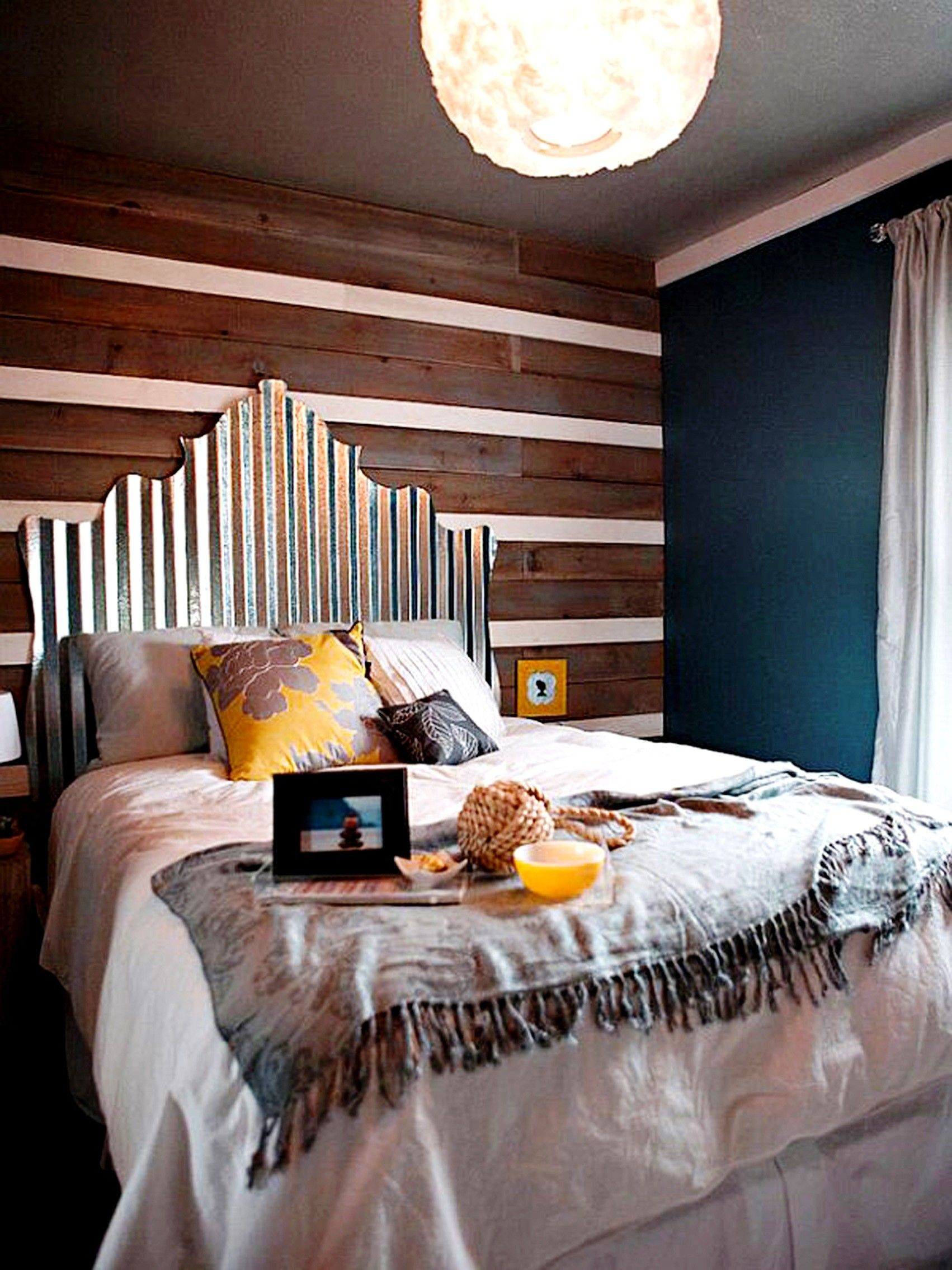 Wall Painting Designs For Bedroom Impressive Grey Bedroom Wall Paint Combinedgrey Bed With Brown Blanket Design Ideas