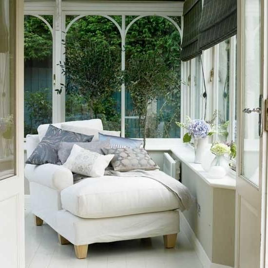 Small Conservatory Decorating Ideas Small Conservatory