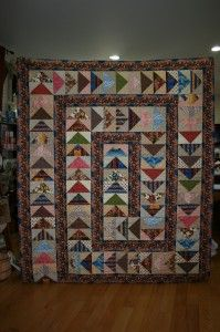 Kits & Blocks of the Month | The Quilted Owl