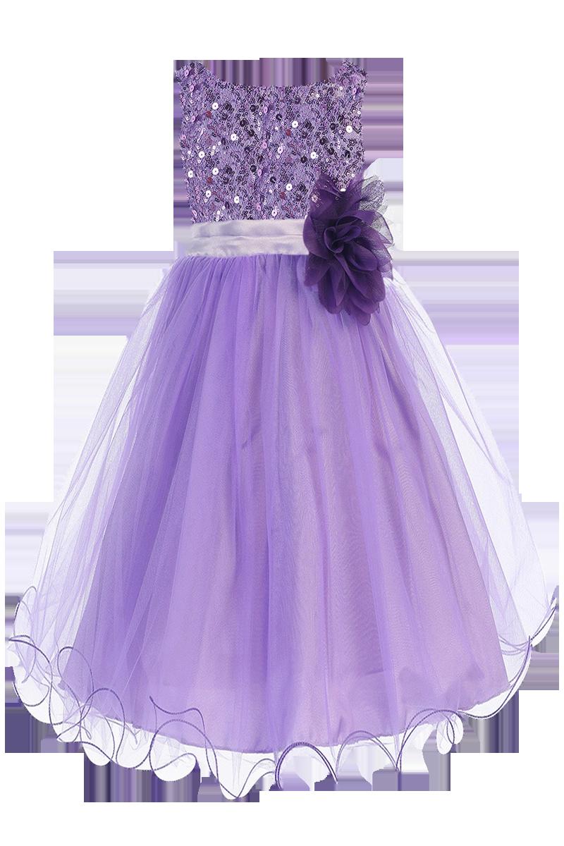 Toddler Formal Dresses Satin