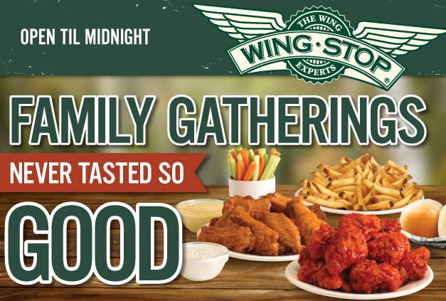 photograph relating to Wingstop Coupons Printable identified as Wingstop Discount codes: 10% Off for Navy Staff members inside of Uniform