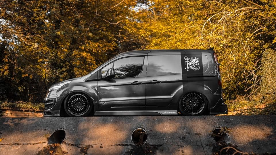 The Ultimate detailing van by Auto Finesse Project