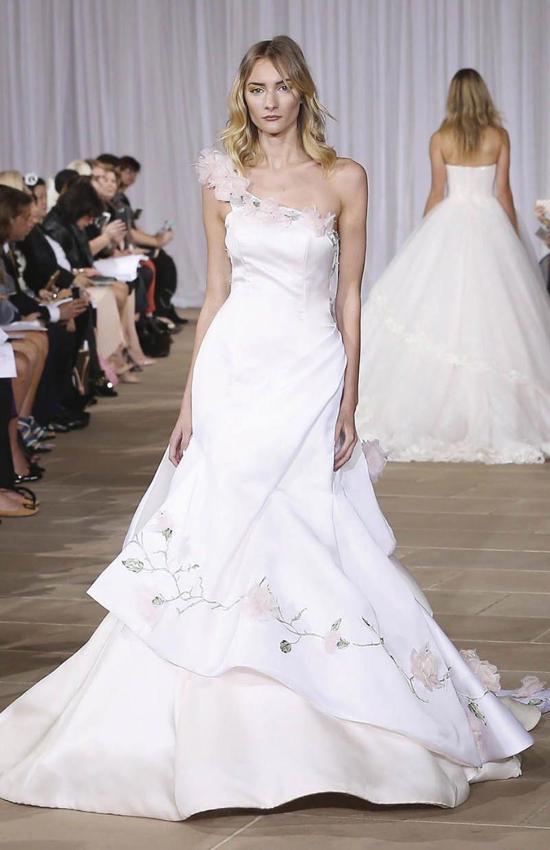 Morning wedding dresses  Eternal Ines Di Santo wedding dress  INES DI SANTO FALL