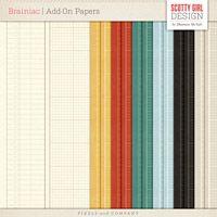 Brainiac Add-On Papers