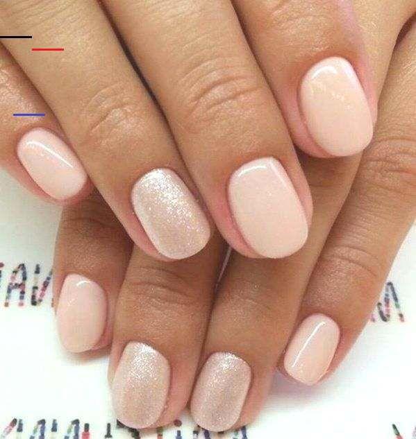 Hochzeit Nagel Schellack 37 Wunderschone Hochzeit Nail Art Ideen Fur Braute Kunst Bri In 2020 Nail Art Wedding Ideas Natural Wedding Nails Nail Art Wedding