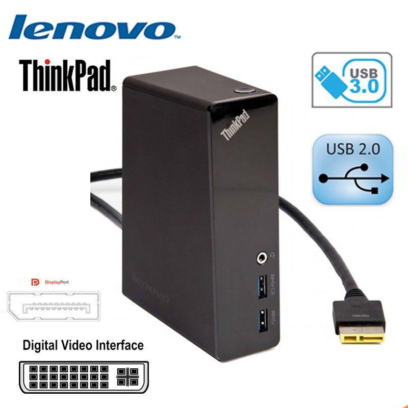 Genuine Lenovo ThinkPad OneLink Pro Dock DU9033S1 03X6819   Laptop