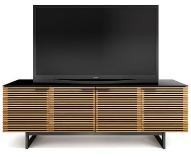 Charmant Corridor 8179 In White Oak Finish By BDI  Perfect For Hiding Audio And  Video Equipment #hometheater #furniture #cabinet