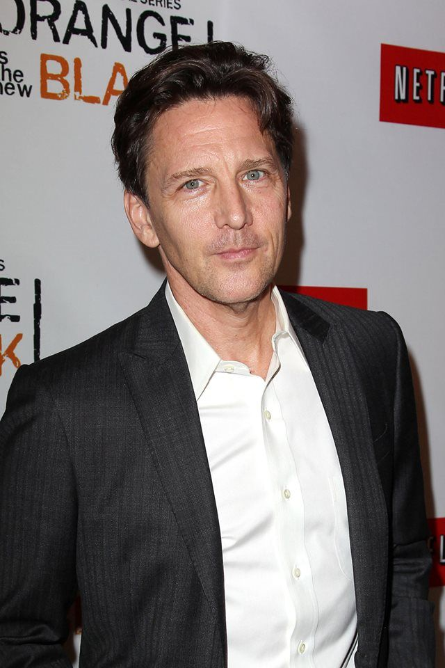 Andrew McCarthy at the Netflix Presents 'Orange is the New ... Andrew Mccarthy