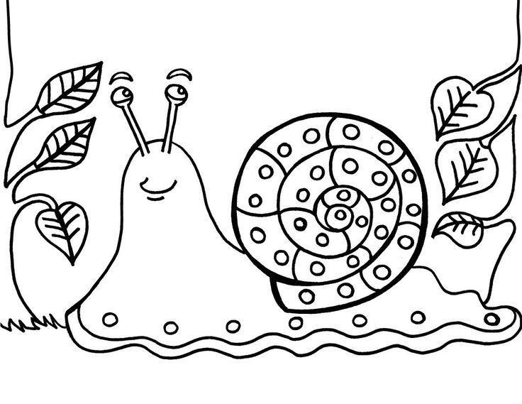 Snails coloring snails coloring _ schnecken färben