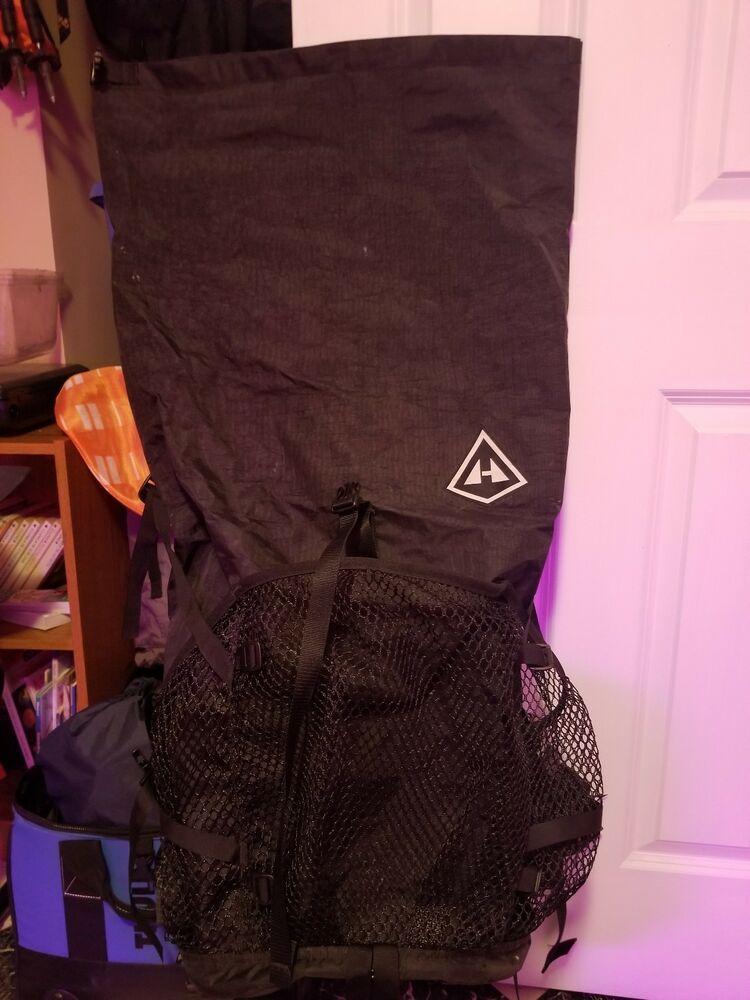 Hyperlite Mountain Gear 3400 Black Windrider Backpack medium  a0493674d