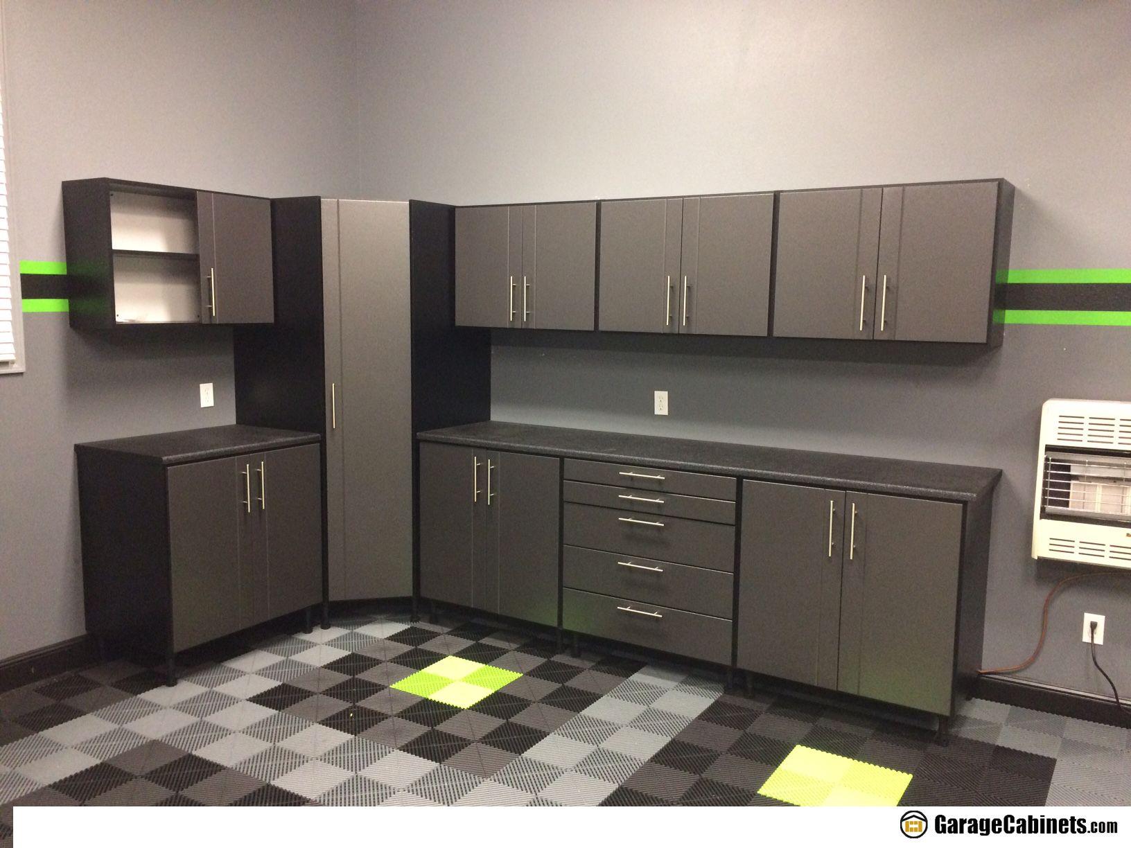 Garage Organizer System Custom Garage Cabinets Diy Storage