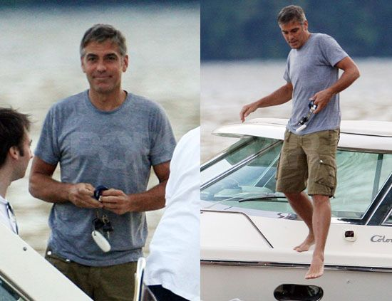 george clooney street style - Google Search
