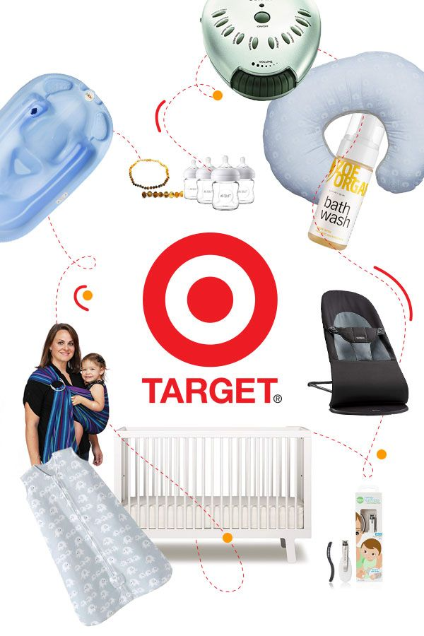 Target Baby Registry: A Complete Checklist | Target baby ...
