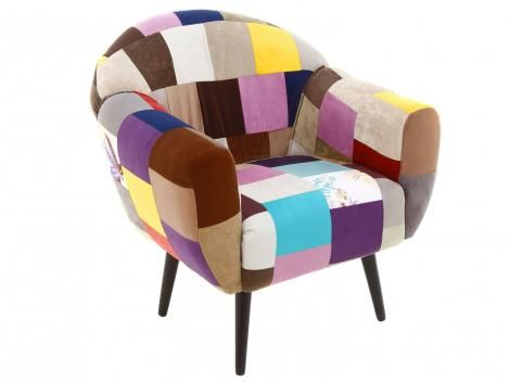 Poltrona Decorativa Umaflex Color - Poltrona Decorativa - Magazine Luiza