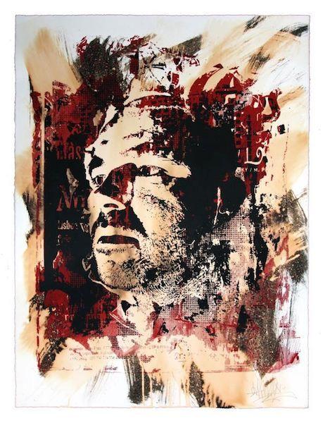 Vhils ou Alexandre Farto – De artista de rua a personalidade da Forbes  Muito mais do que graffitis, Alexandre desenvolveu novas técnicas de arte urbana, muitas vezes criadas através do uso de berbequim e explosivos, que dão origem a fabulosas esculturas nas paredes dos edifícios urbanos.  #Vhils #Arte #Portugal