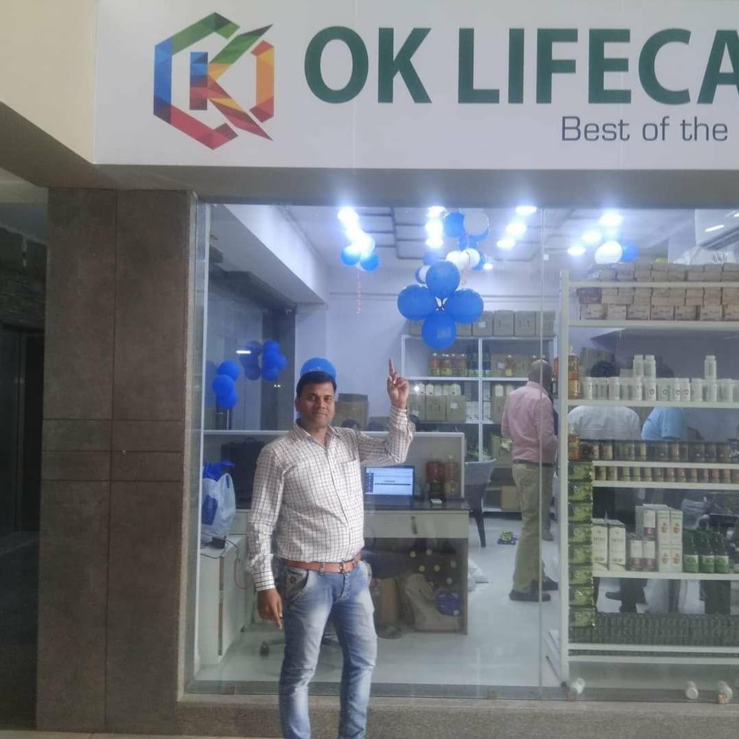 ok life care store)