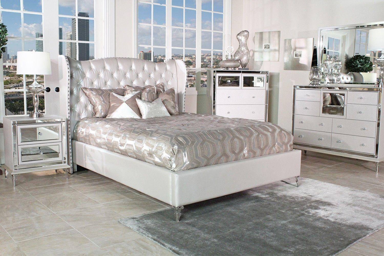 Hollywood Loft Bedroom - Bedroom | Mor Furniture for Less
