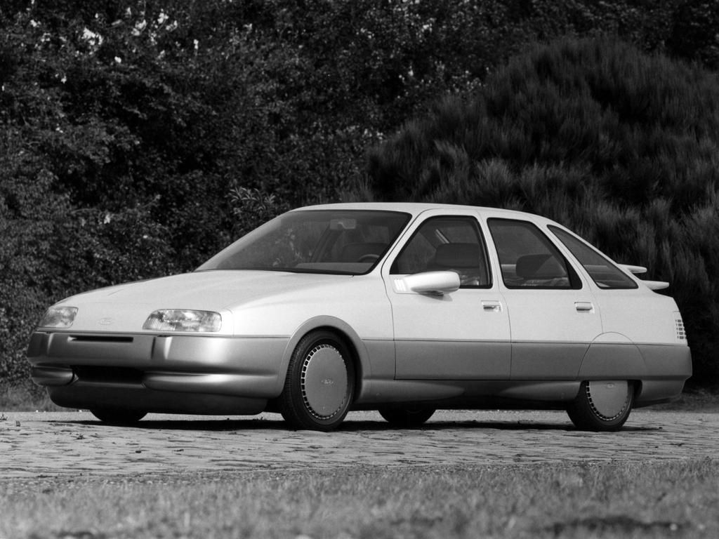 Ford Probe III (1981), basis of the Ford Sierra