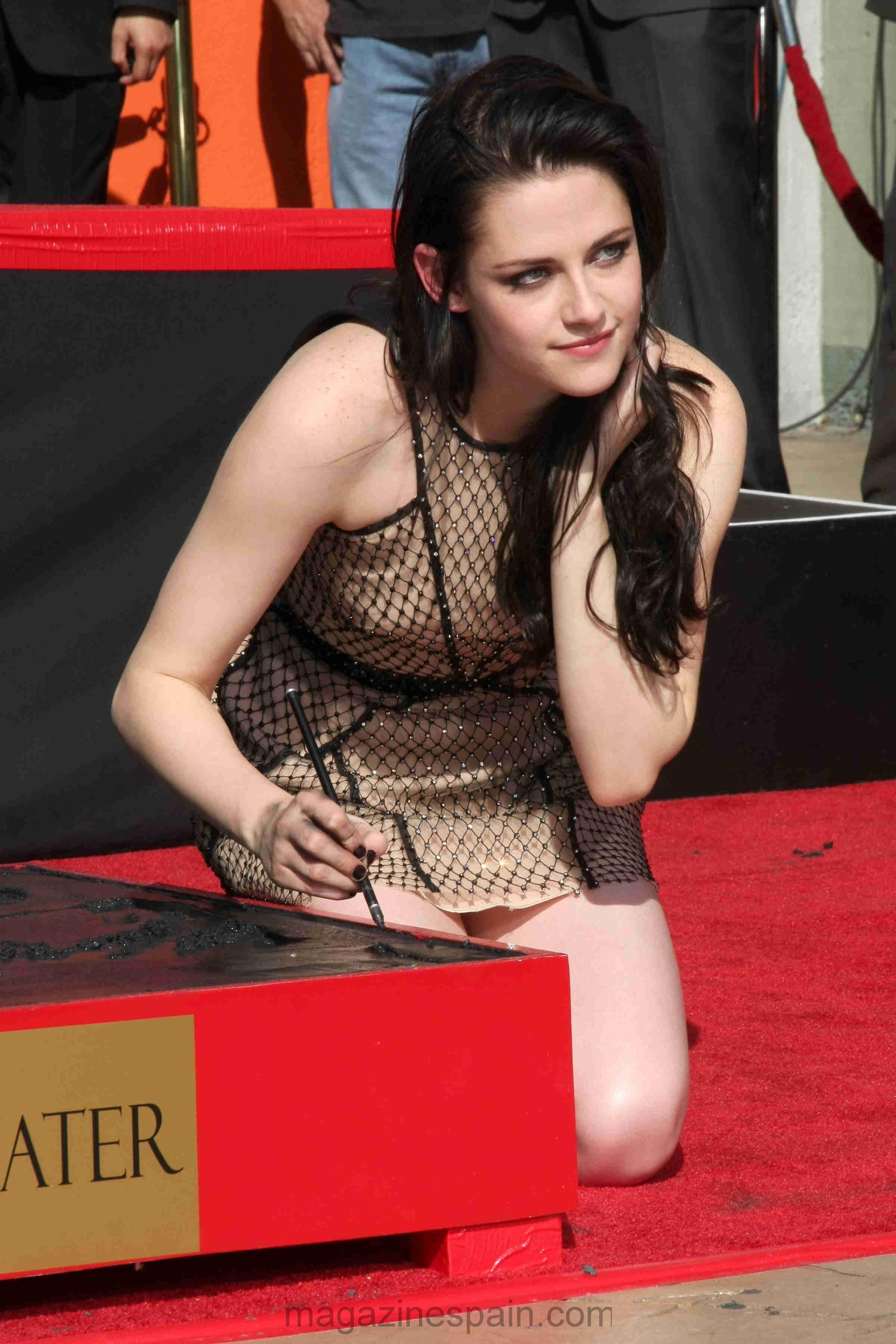 #AsíEranAsíSon Kristen Stewart
